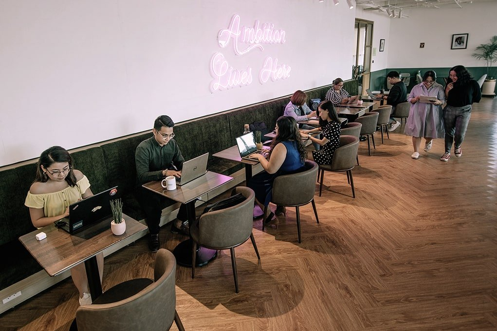 7 Benefits of Coworking for Business in terms of People and Productivity